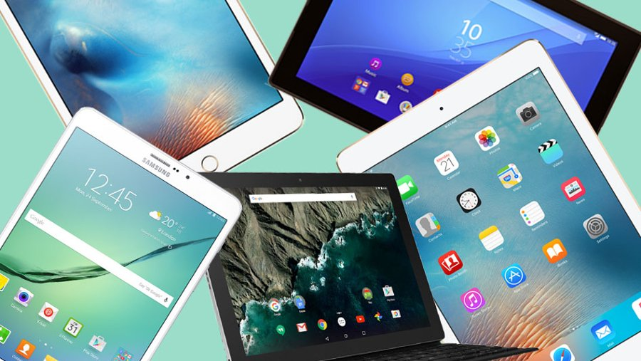 Best top 10 tablets for 2018