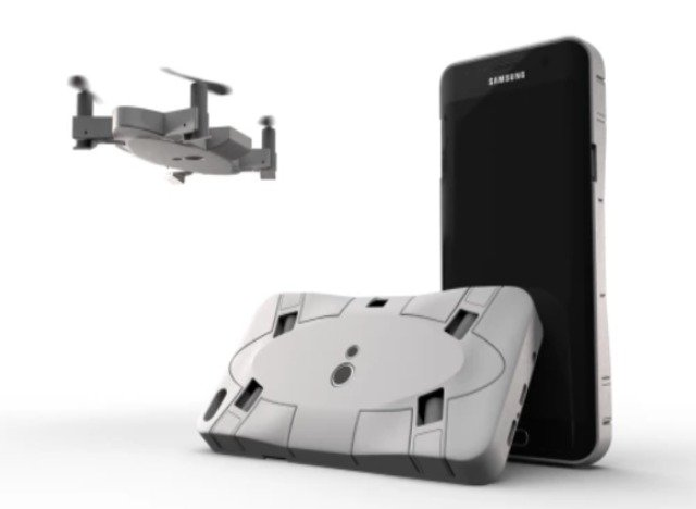 Tleephone case is likewise a drone