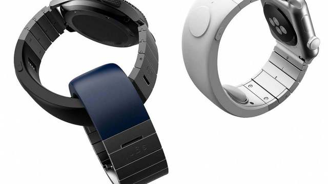 Wearable that turn your finger into a speaker