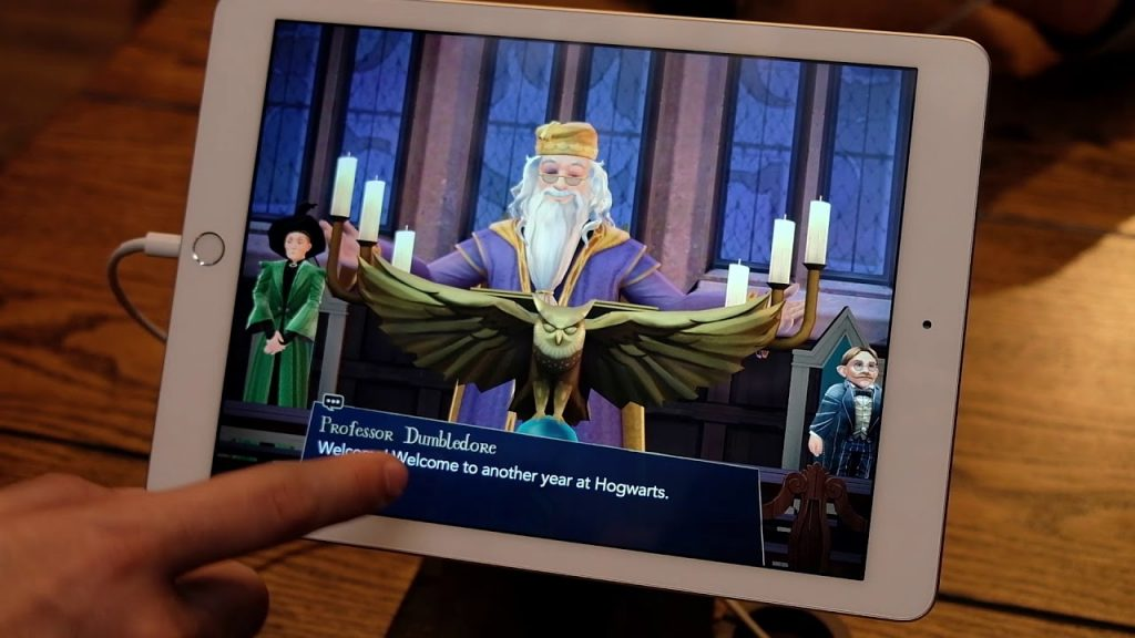 Harry Potter Hogwarts Mystery game
