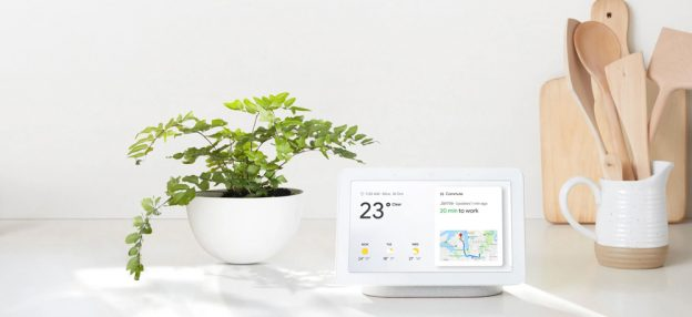 Google Home Hub - Control all your smart devices on one home display or with your voice.
