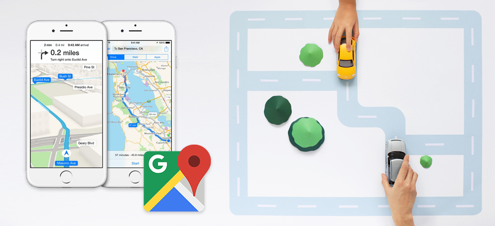 How to use Google Map like a pro