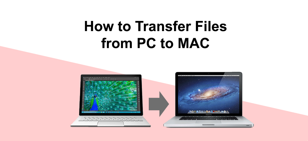 How to Transfer Files from PC to Mac