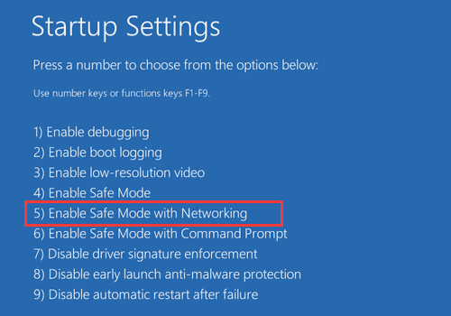 windows 10 start-up issues