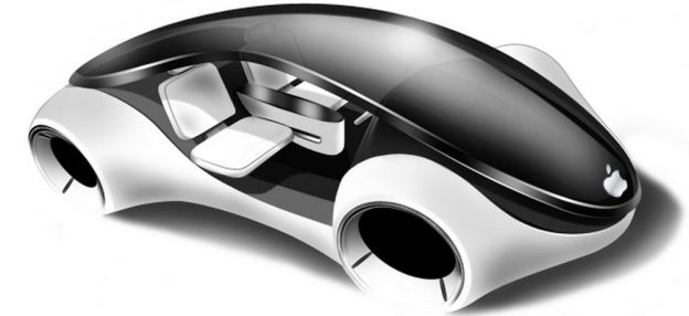 apple electric car concept