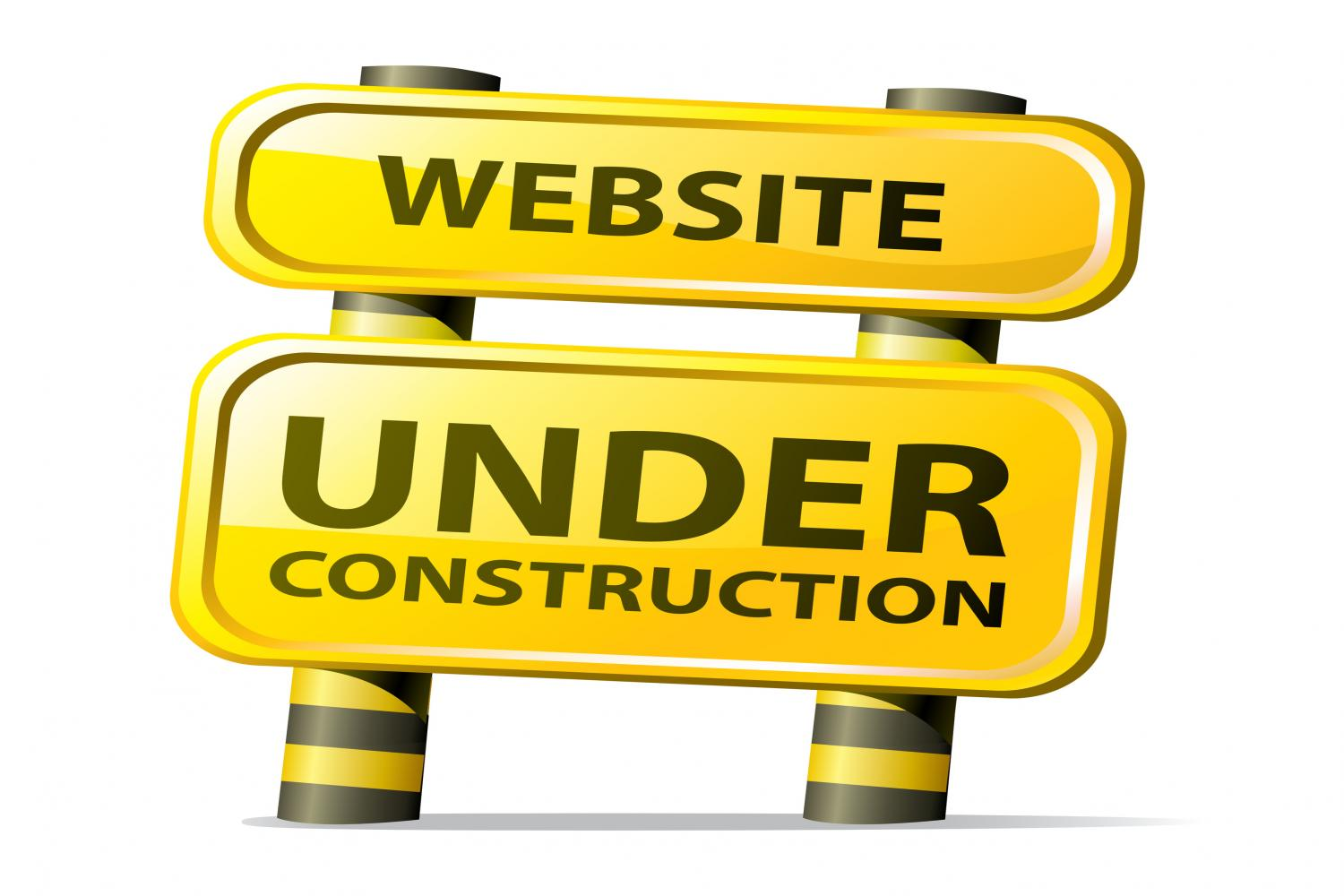 Website Under Construction Image 1
