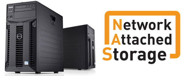 Network Attached Storage NAS Devices