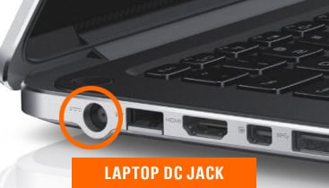 dc jack replacement repair laptop
