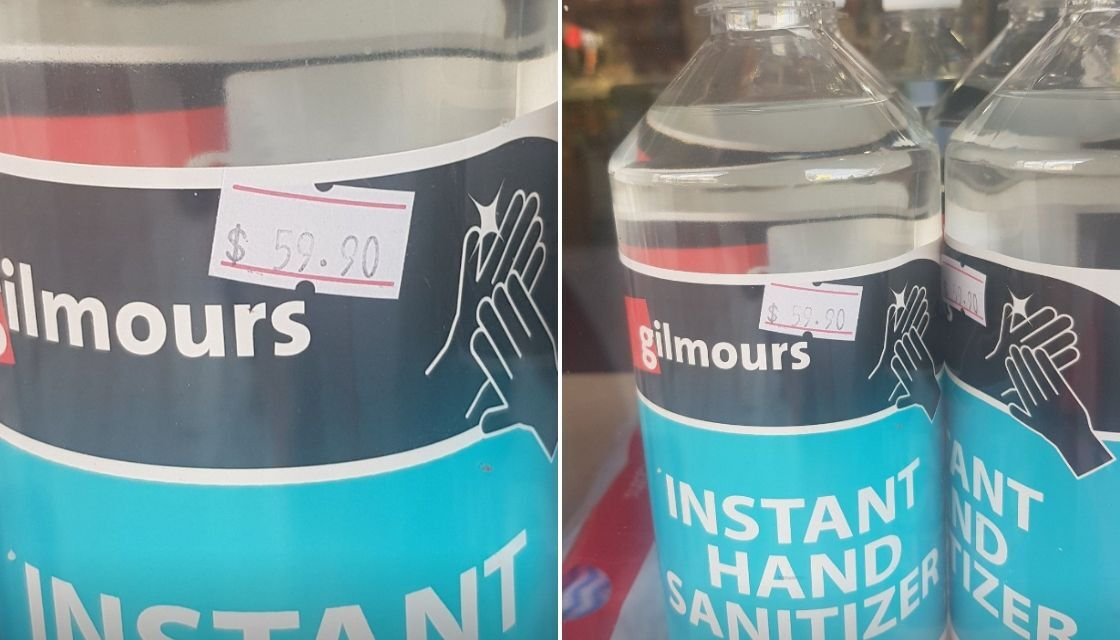 Auckland dairy owner under fire for price gouging hand sanitiser