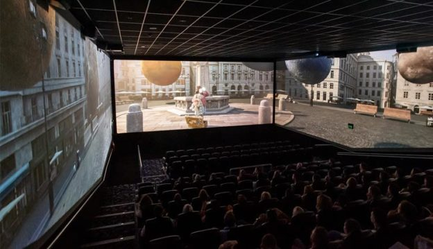 Immersive Cinema Post Coronavirus Future of Cinema Industry