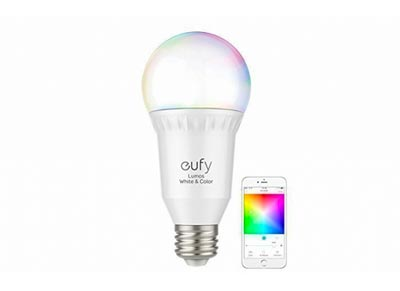 Eufy Lumos Smart Bulb and Color