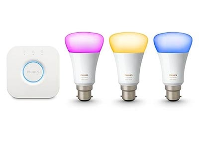 Philips Hue White and Color Ambiance Starter Kit 1