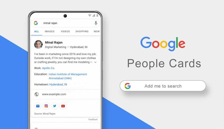 An Introduction to Googles New People Cards Feature