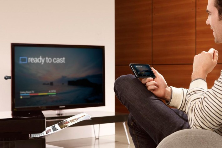 android and the chromecast