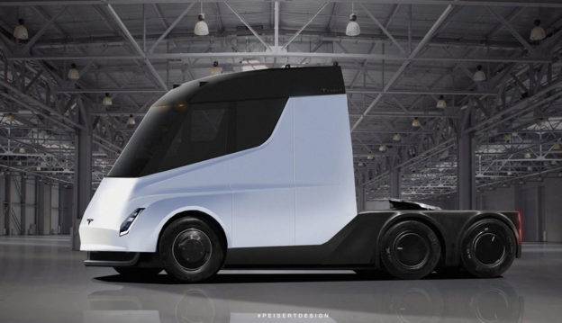 Tesla Semi is Finally Ready for Production But there is a Snag