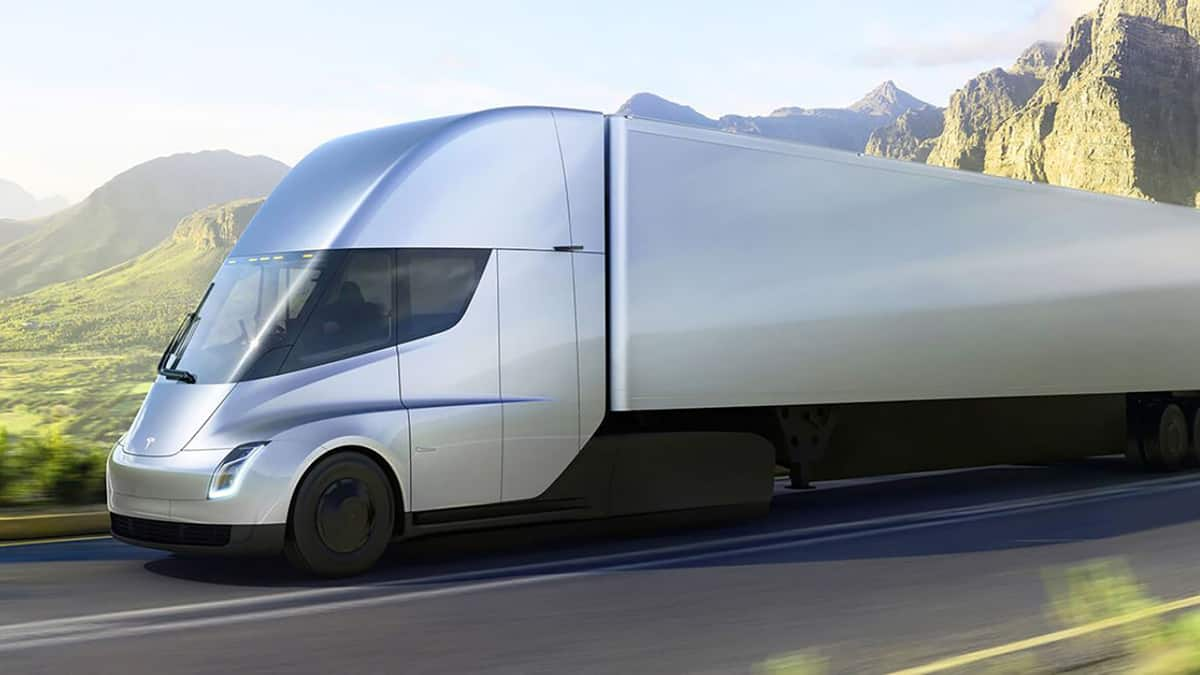 where is the tesla semi 1