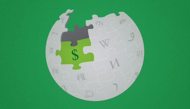 Wikipedia Is Finally Asking Big Tech To Pay Up