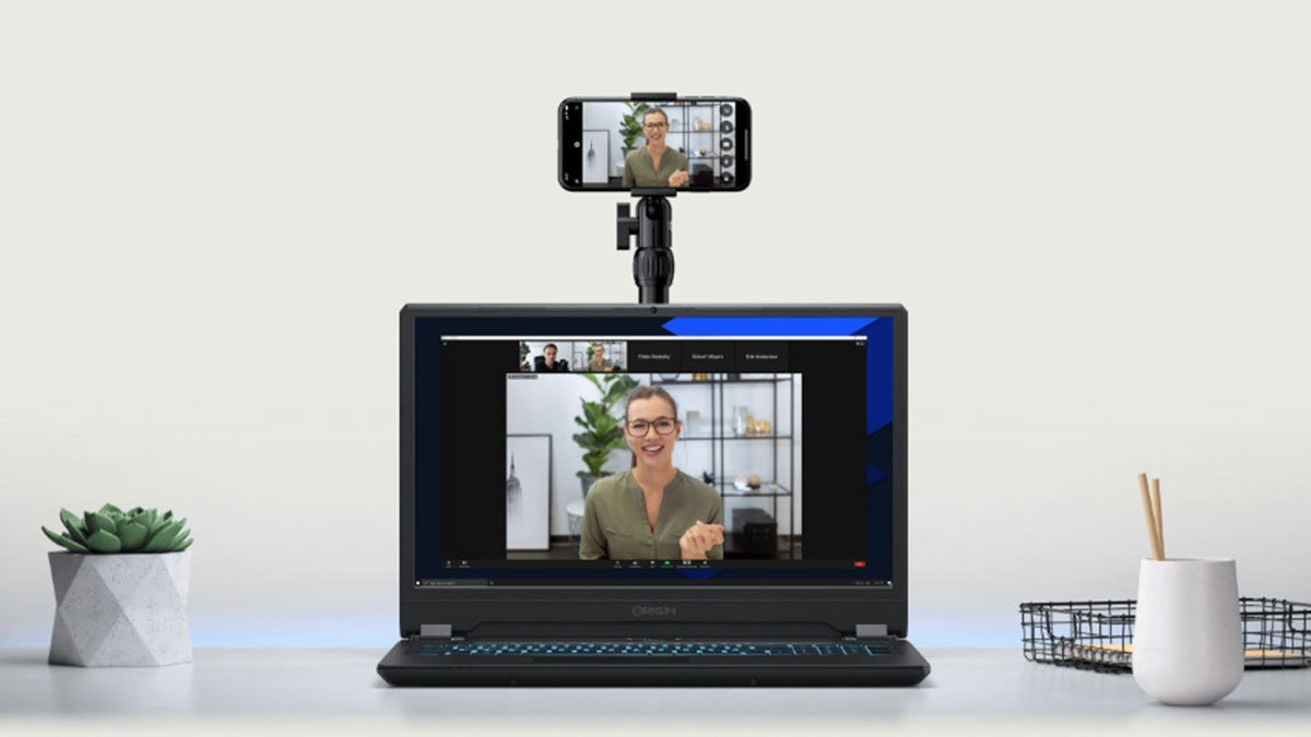 How to Turn Your Smartphone Into a Wireless Webcam