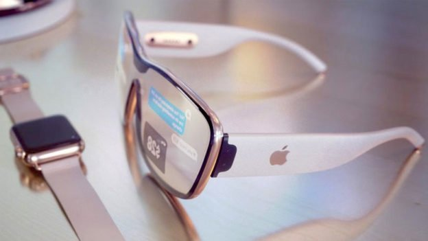 Apple Glasses for Comfortable Mixed Reality Experience