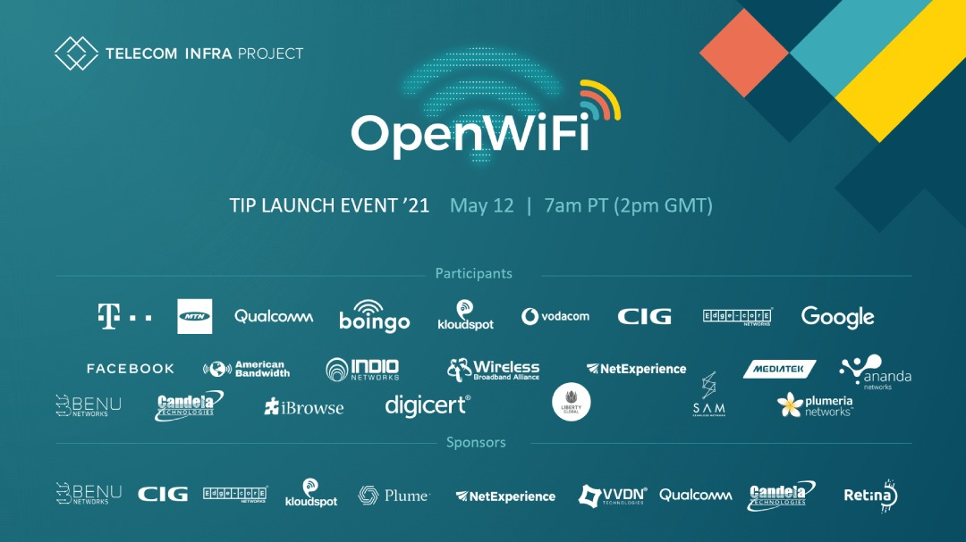 open wifi event launch