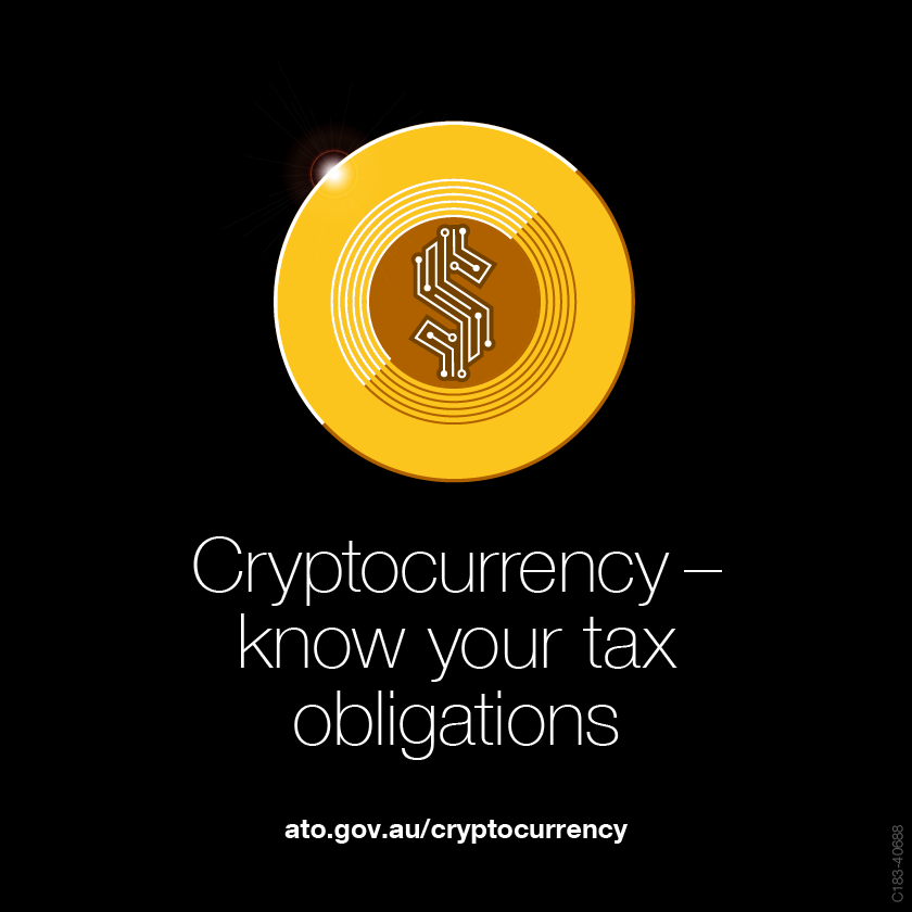 ATO - Cryptocurrency Know your tax obligations