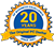 20 years of excellence business
